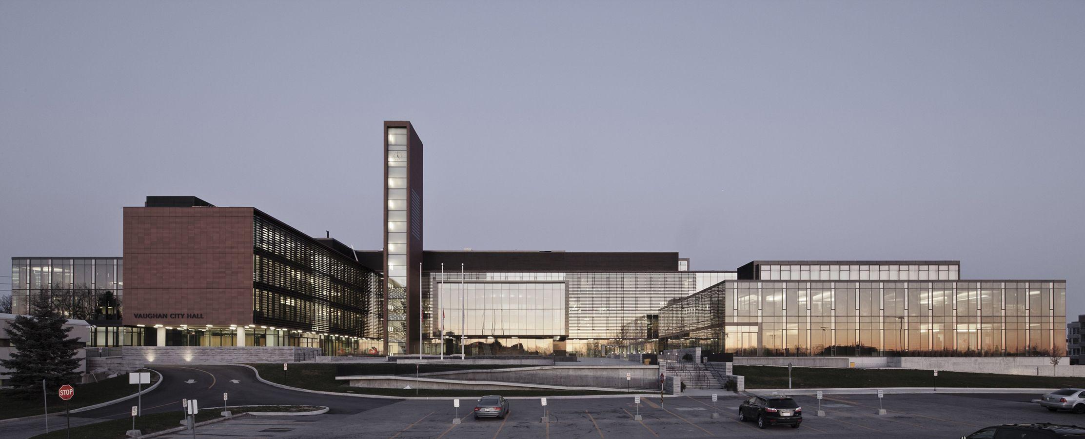 Archello City hall, Government architecture, Architect