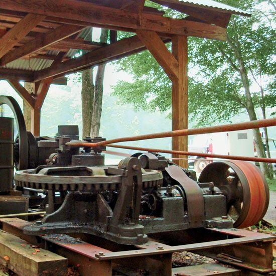 Coolspring Spotlight: 1909 15 HP Reid engine with Fairchild