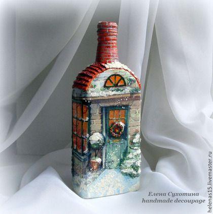 48 милых домиков из разнообразных материалов - Ярмарка Мастеров - ручная работа, handmade