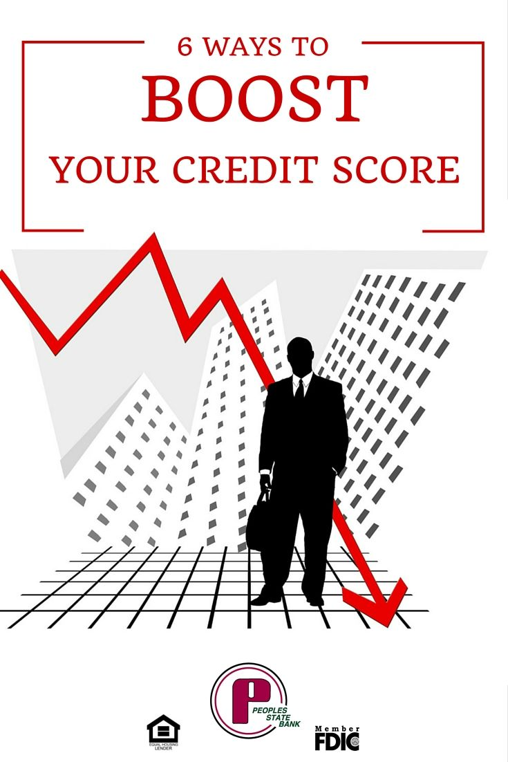 Confused about your credit score? Here are 6 tips to improve it.