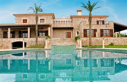 Huge Houses With A Pool stunning house with huge pool | perfect homes | pinterest | i want