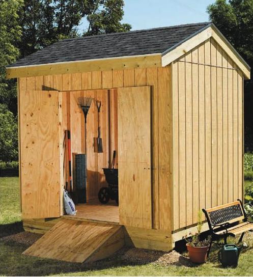 Download A Free 8x12 Storage Shed Plan 8x10 Garden Shed Plan Lean To Tool Shed Plan Firewood Shed Plan And Building A Shed Shed Building Plans Firewood Shed