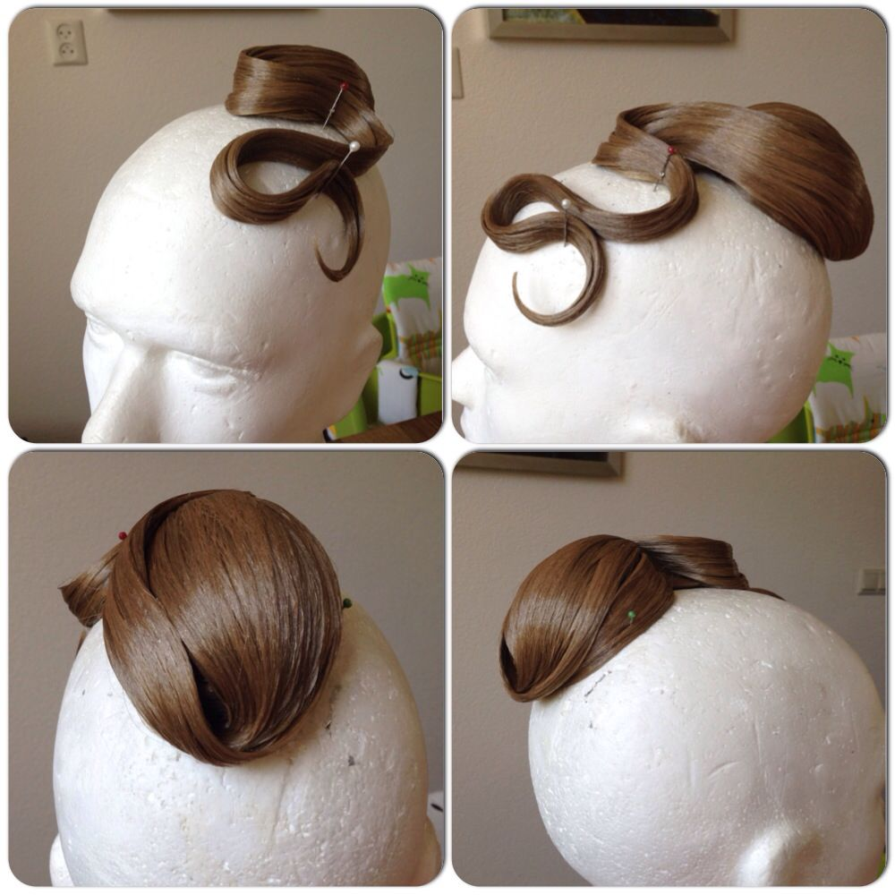 Just finished another hairpiece! #ballroom