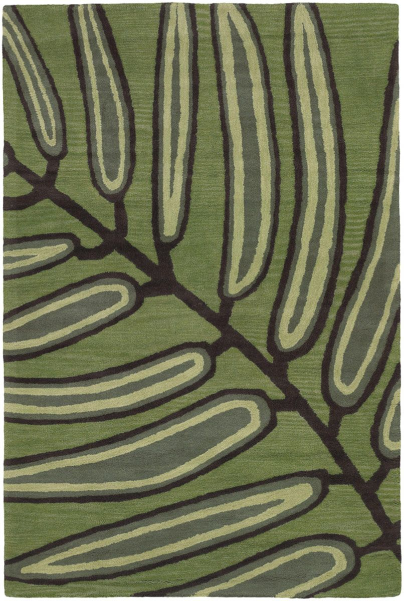 Aschera Asc6406 Rug From The Botanical Rugs I Collection At Modern Area Carpets Pinterest Leaf Prints New Zealand And Patterns