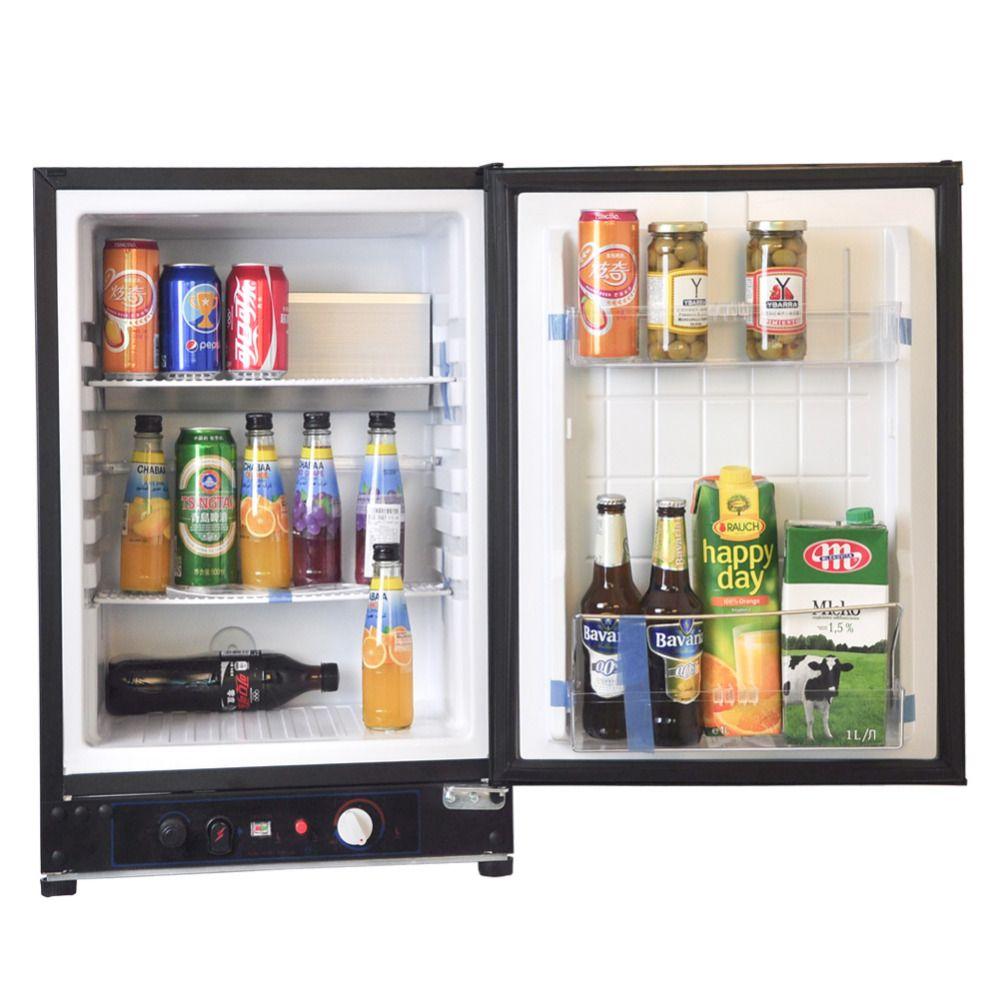 Smad 110 V 220 V Lp Gas Mini Kuhlschrank 60l Gerauscharm Hotel Kuhlschrank 12 V Elektrische Propan Tragba Propane Appliances Propane Refrigerators Refrigerator