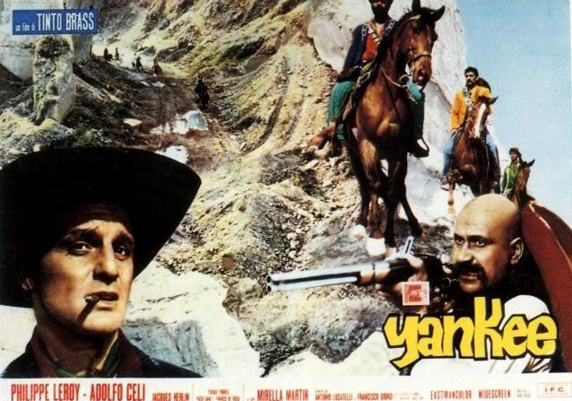Yankee (Italy, Spain 1966 / Director: Tinto Brass)