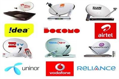For DTH Recharges we support Tata Sky, Dish TV, Reliance