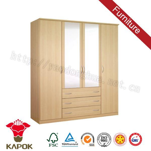 Diseño rústico armario armario de madera barata en china-imagen-Guardarropas-Identificación del producto:60091607835-spanish.alibaba.com