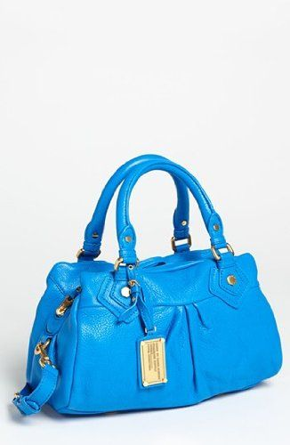 MARC BY MARC JACOBS Classic Q Baby Groovee Leather Satchel in ...