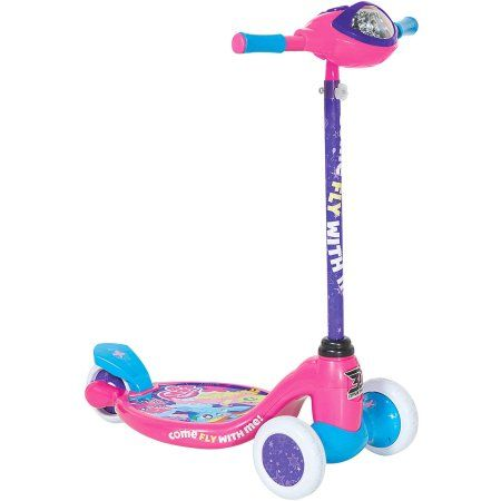Dynacraft My Little Pony 3-Wheel Scooter, Pink