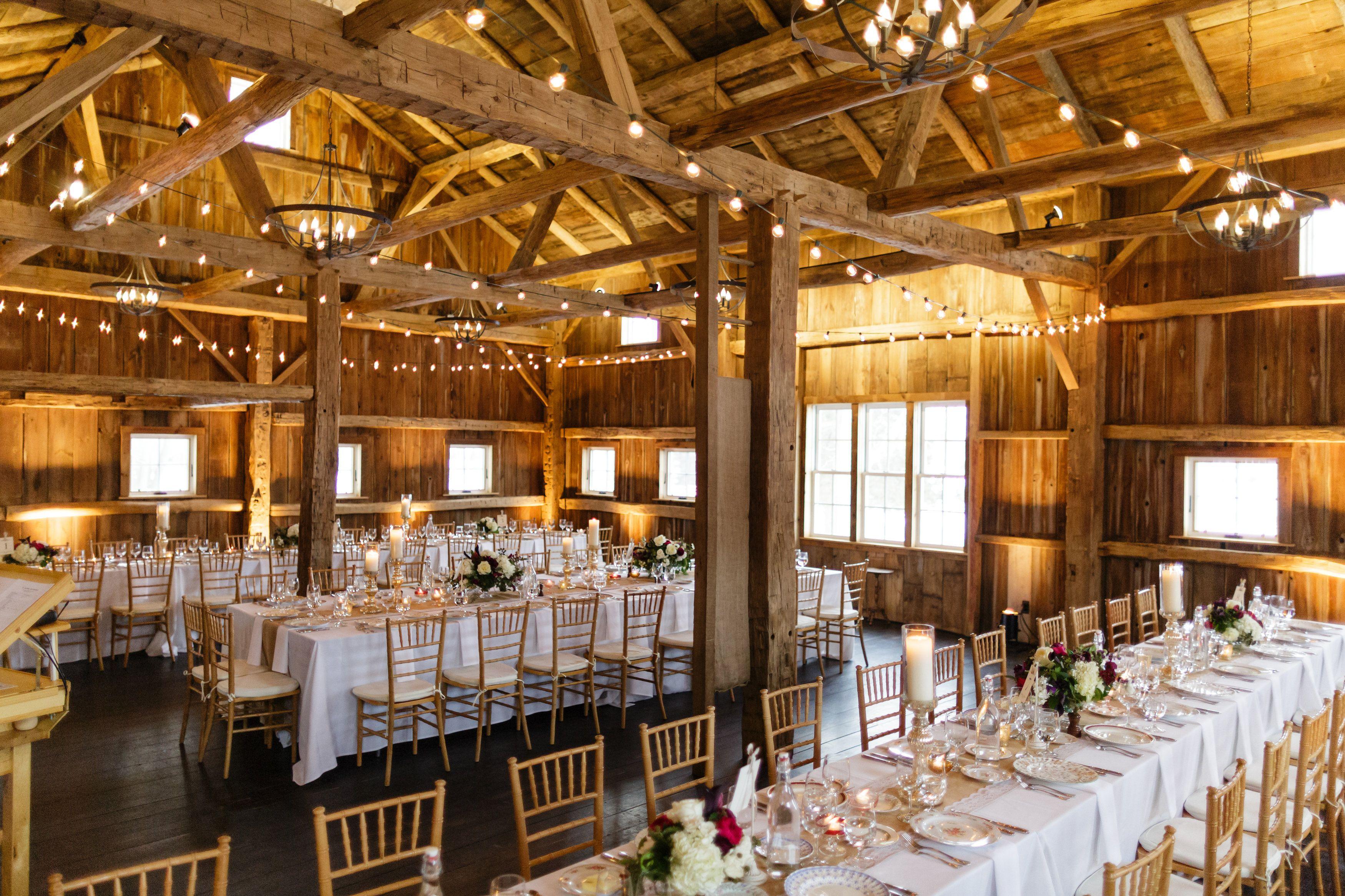 Winter Weddings - Zingerman's Cornman Farms   Event Venue ...