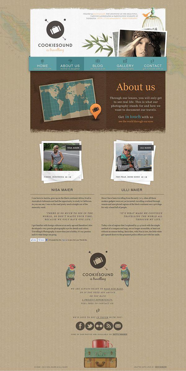 Big Type Website Designs Web Design App Design Interactive Design