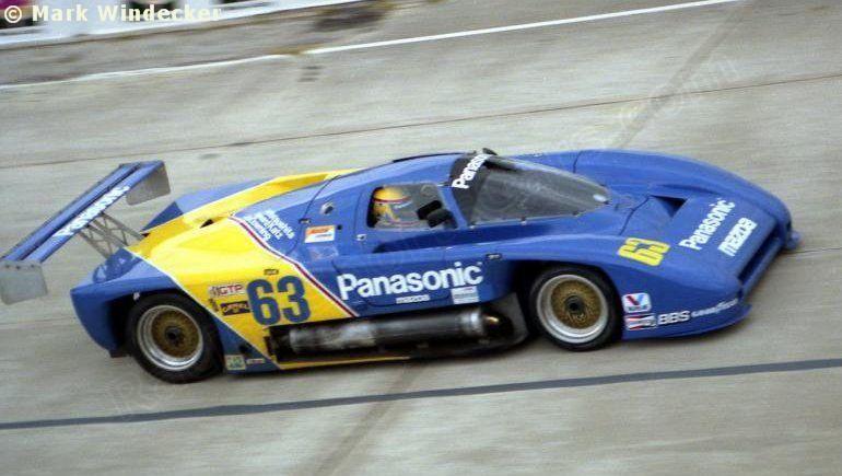 Argo JM19 Mazda 107 Jim Downing