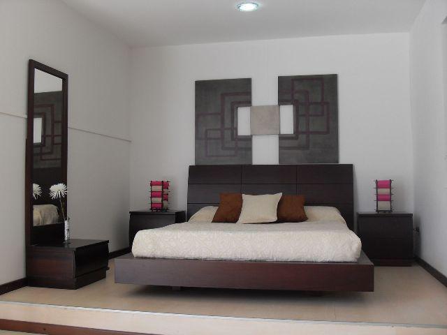 camas de madera modelos modernos - Buscar con Google Diseño de