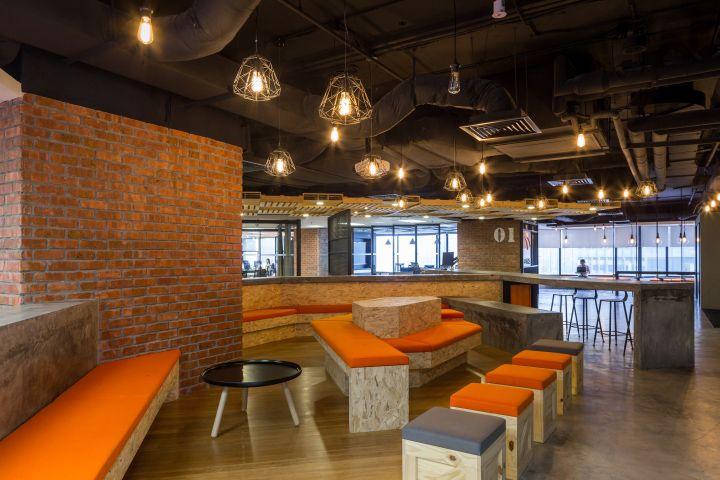 ezypay office by ongong kuala lumpur malaysia retail design blog - Malaysia Interior Design Blog