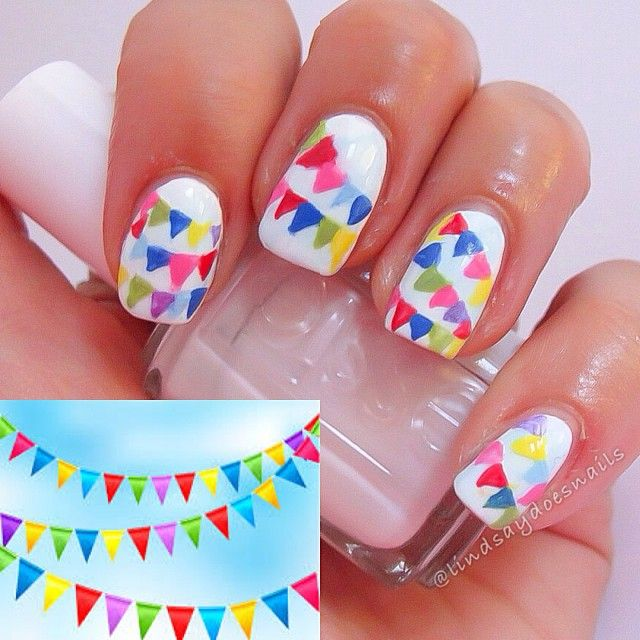 Instagram photo by @lindsaydoesnails via ink361.com