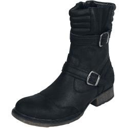 Photo of Black Premium da Emp Stomp A bota Black Premium da Emp