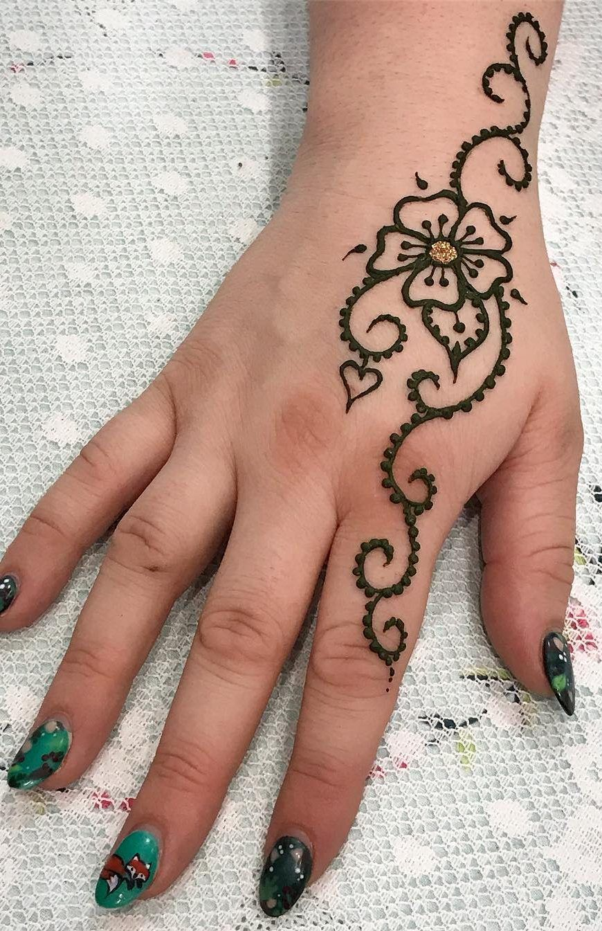 42 Most Original Henna Tattoo Designs For The Year 2019 Page 23 Of 42 Tattoo Go Henna Tattoo Designs Henna Tattoo Hand Tattoo Designs