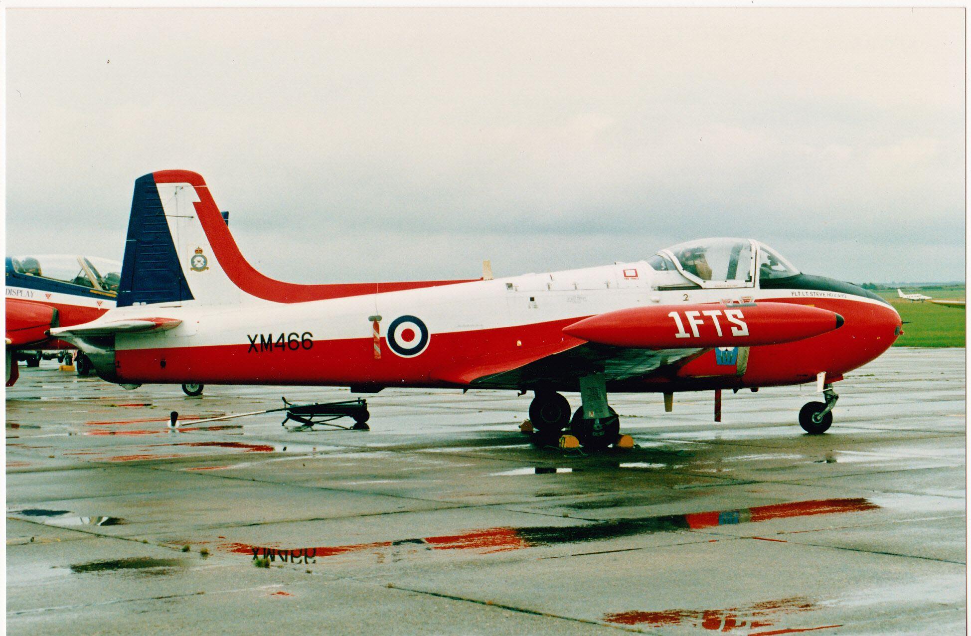 Jet Provost XM 466 Provost