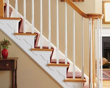 Best How To Add Shapely Stair Brackets Stairs Stair Brackets 400 x 300