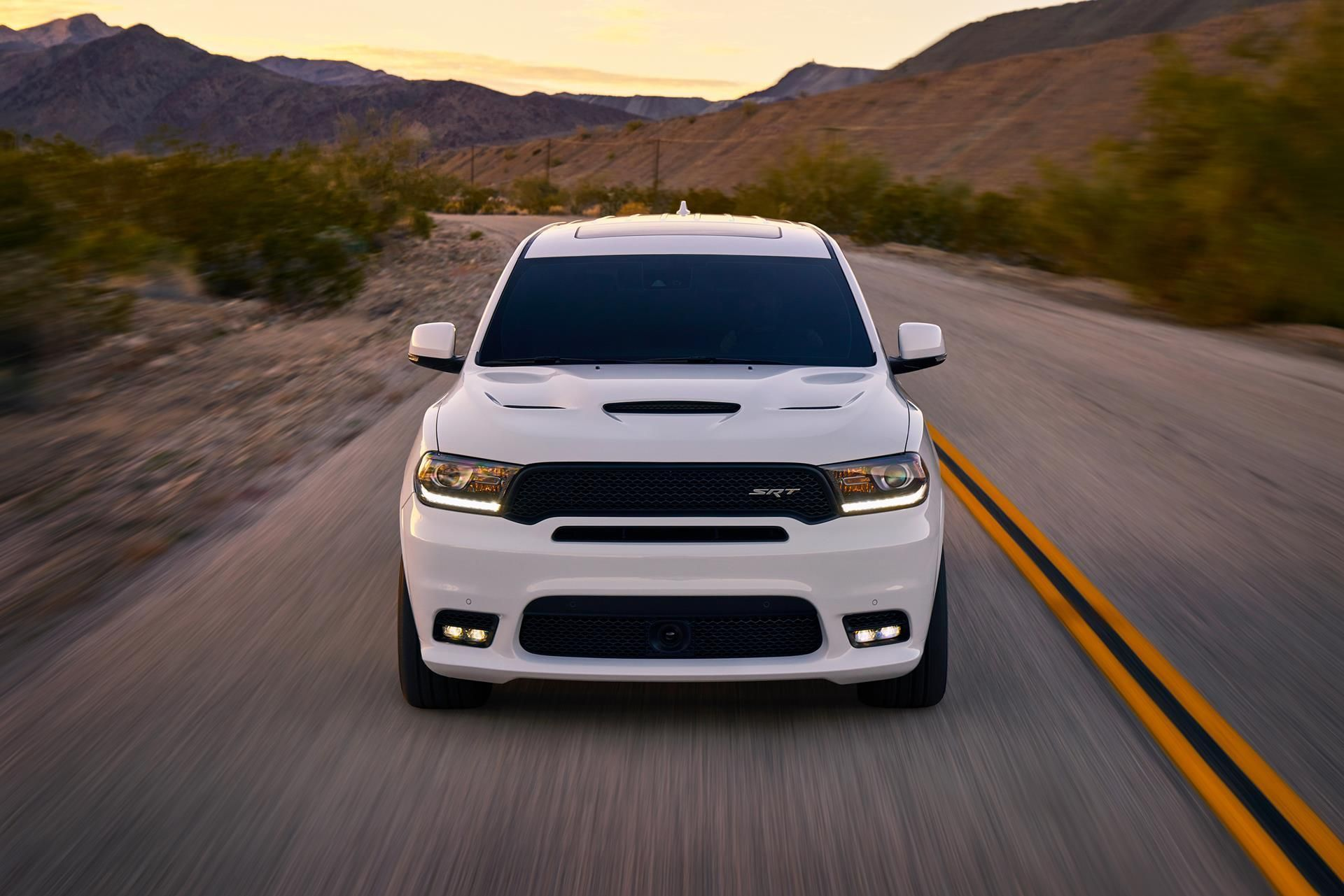 The dodge durango srt dodge charger of the full size suv segment will be first shown at 2017 chicago auto show on february 9 new 2018 dodge durango srt