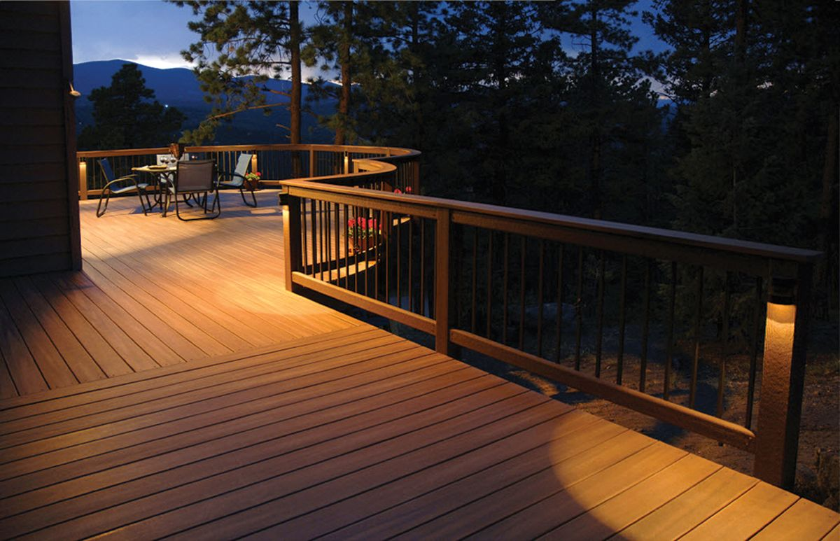 Solar deck lights like other types of lights come in a plethora of solar deck lights like other types of lights come in a plethora of styles aloadofball Gallery