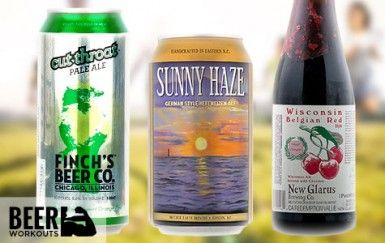 These 3 Beers Make Summer Workouts Better - Best summer brews to drink after exercising