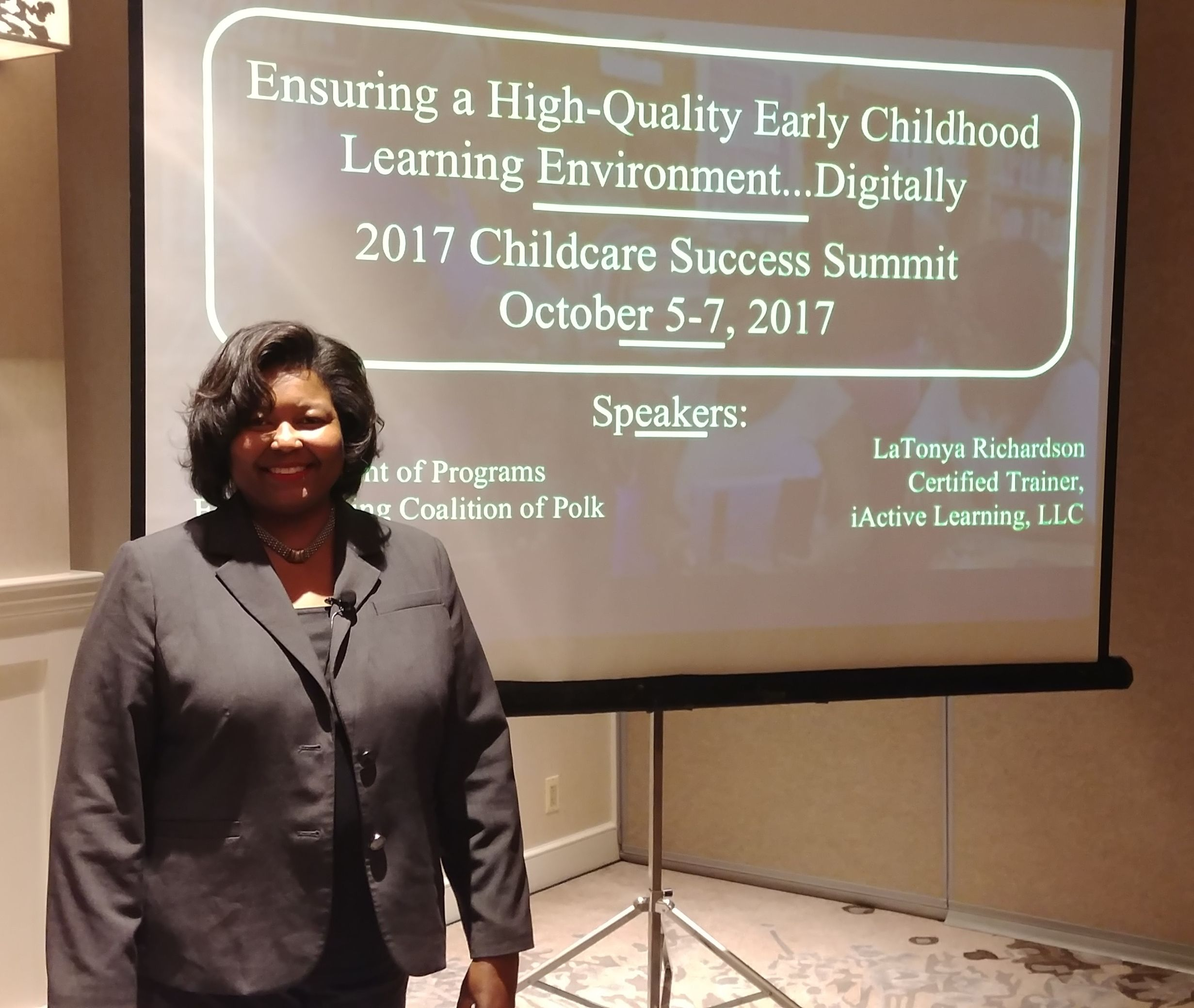 We Had A Great Time At The Child Care Success Summit In Chicago Last Week Thank You To Everyone Who Education Conferences Childhood Education Early Childhood