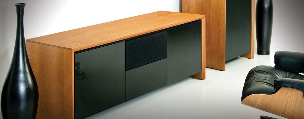 salamander: speaker integrated cabinets | life automated