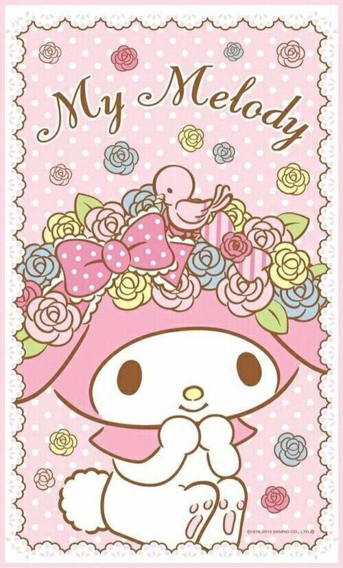 Hello Kitty My Melody Images Visit