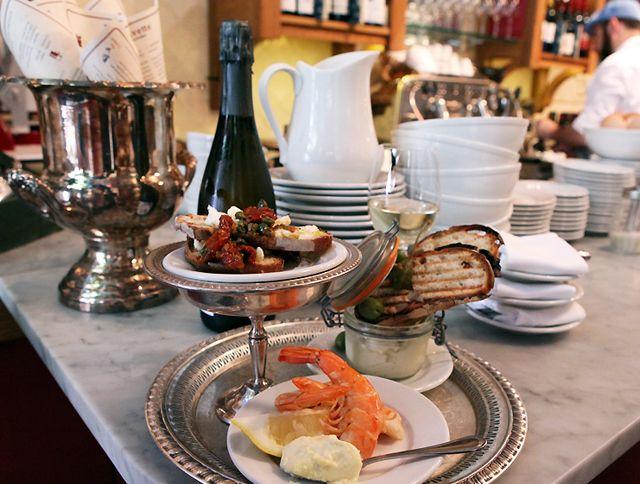 Buvette NYC - Google Search | BlackDog Kitchen | Cafe design