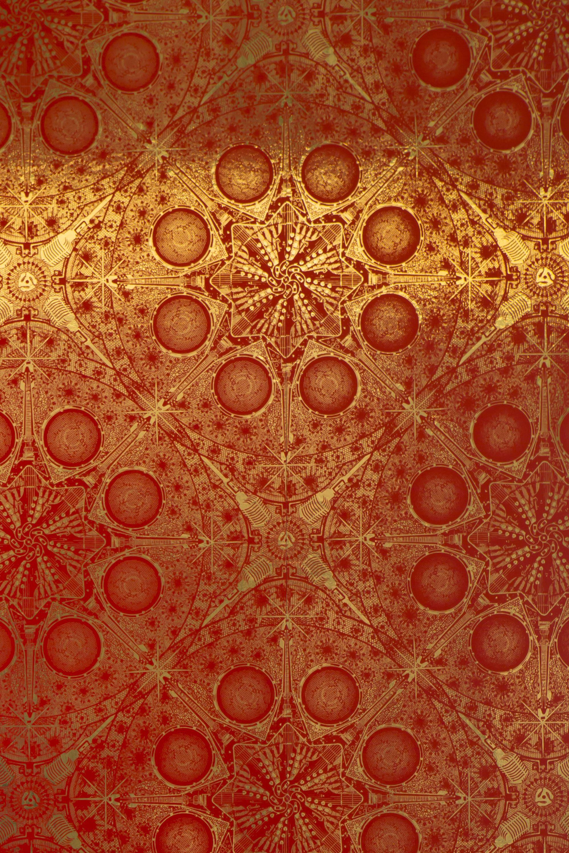 Musical Mandala Wallpaper Wallpaper Pinterest