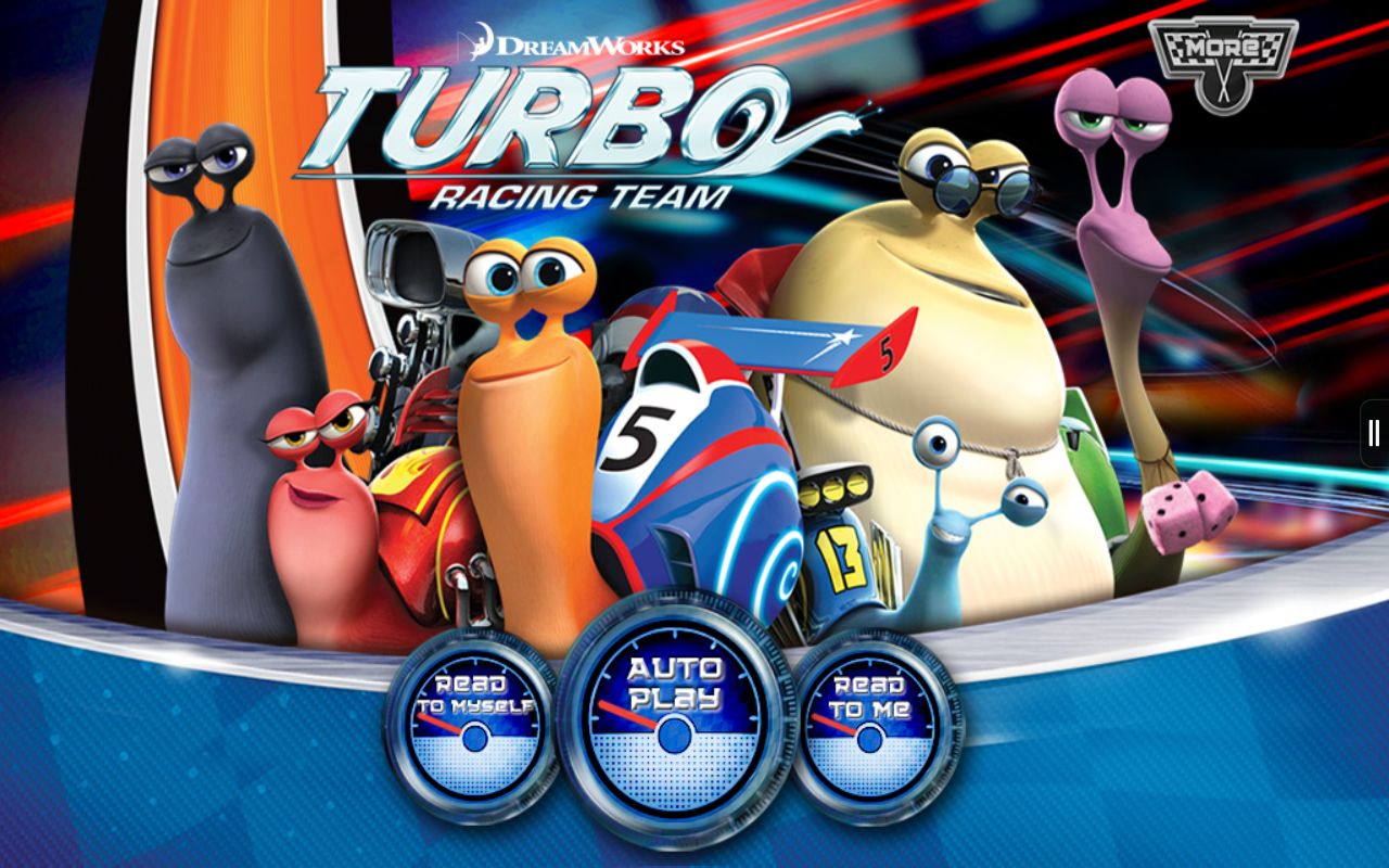 Turbo Movie Storybook Appstore for Android