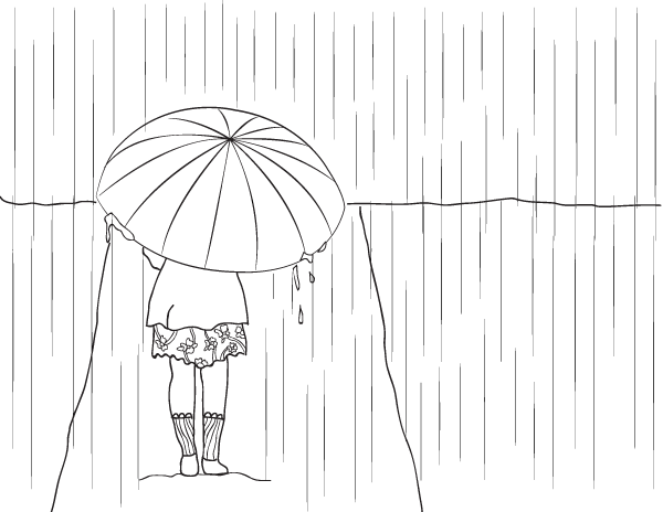 Free Printable Rainy Day Coloring Page Download It At Https Museprintables Com Download Coloring Page Rainy Day Coloring Pages Rainy Day Color