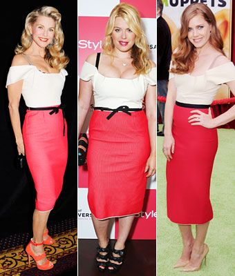 Christie Brinkley VS Amandade Cadenet VS Amy Adams