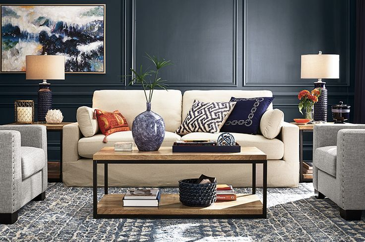 Create  Customize Your Latest Home Decor Catalog Bold Living Room