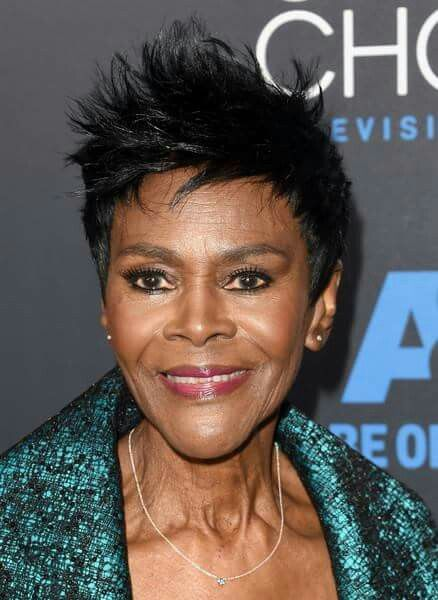 Cicely Tyson  Yrs Of Age And Gorgeous Vibrant Cicely Tyson