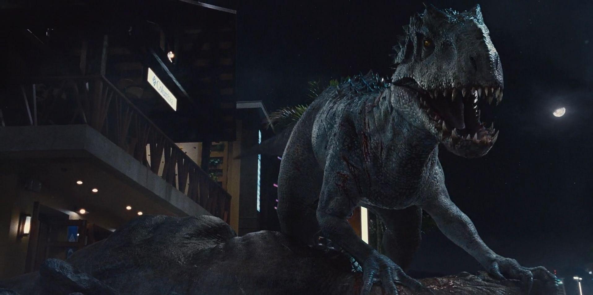 Jurassic WorldIndominus Rex 4 by GiuseppeDiRosso