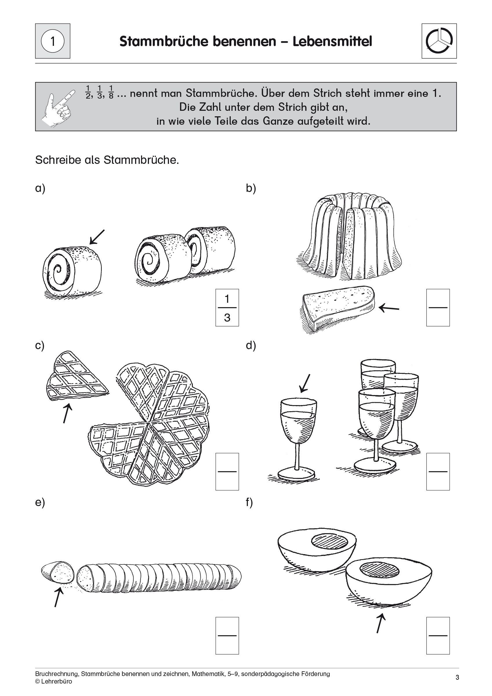 arbeitsblätter-bruchrechnung-5-6-klasse-zum-ausdrucken | lego ...