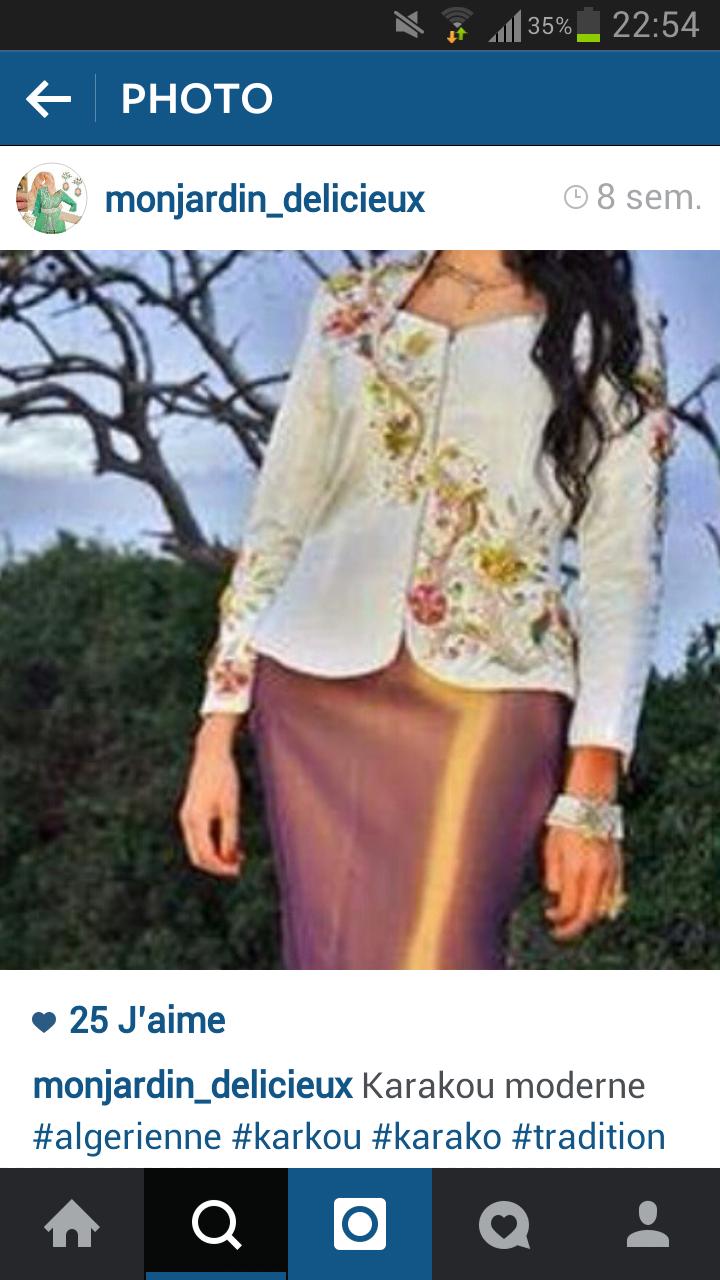 Bien-aimé motif broderie karakou | biba | Pinterest NT64