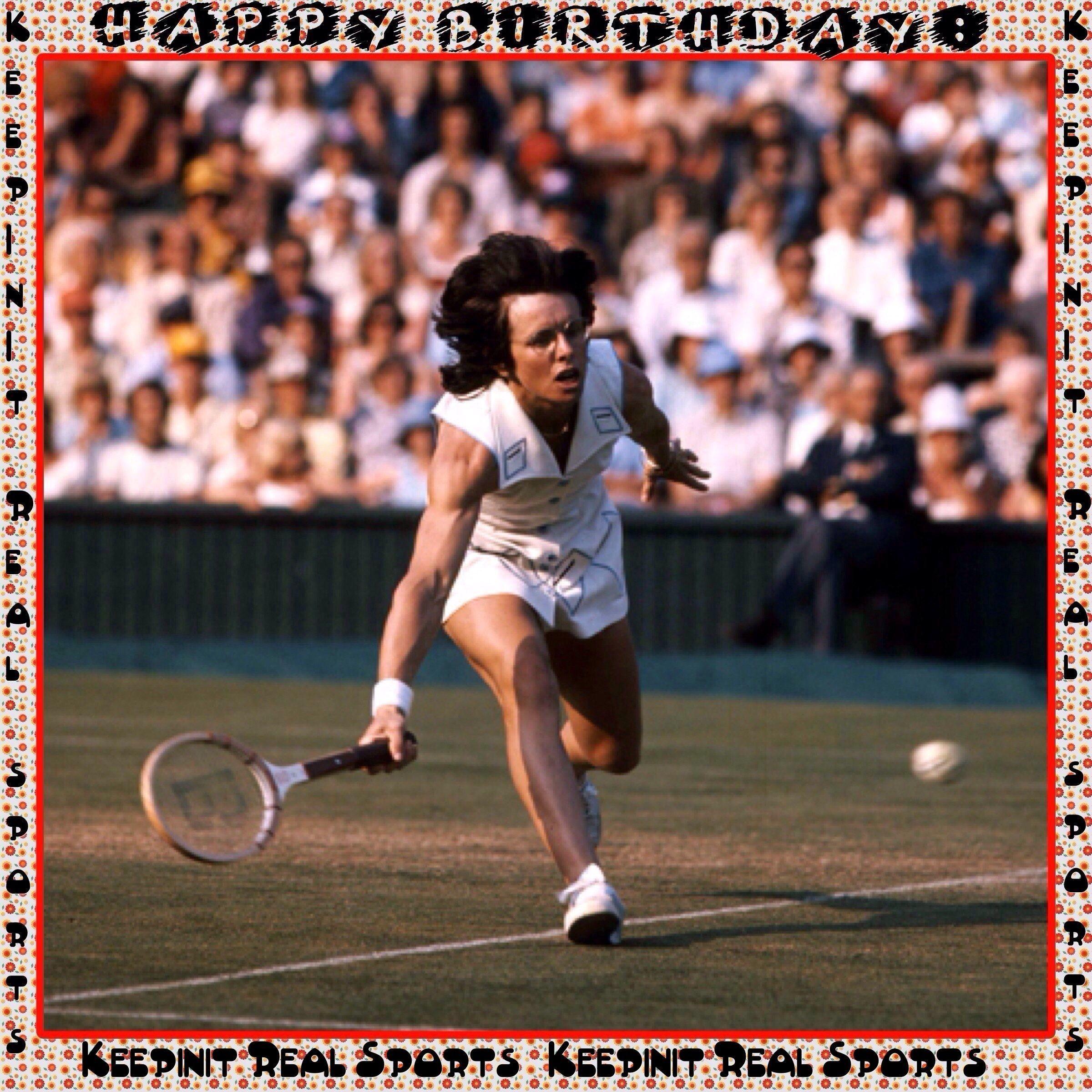 Billie Jean King 12 Grand Slam singles titles