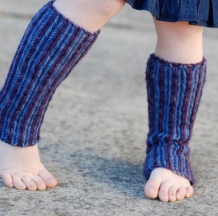 Free Pattern: Knitted Leg Warmers | Stricken und Häkeln | Pinterest ...