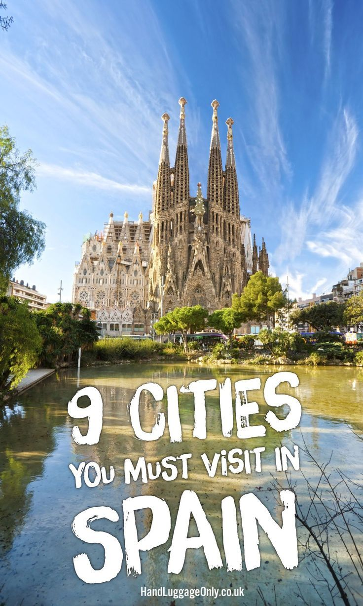 Best Best Cities In Spain Ideas On Pinterest Holidays In - 9 most unique european cities