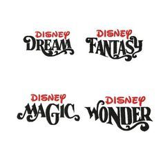 Awesome Disney Magic Cruise Clipart