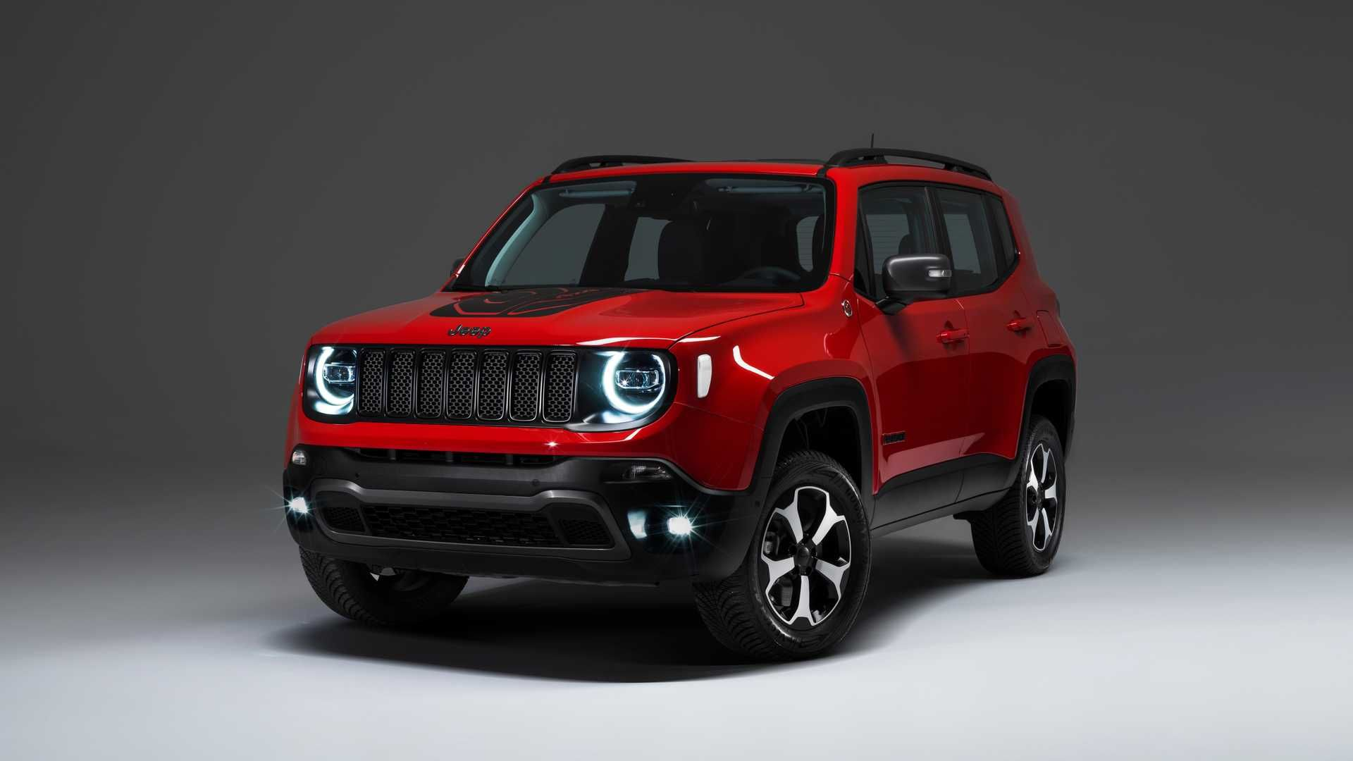 2019 Jeep Renegade Plug In Hybrid Motor1 Com Photos Jeep Renegade Jeep Suv