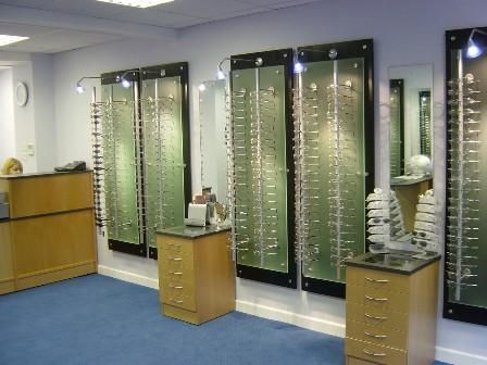 David Gould Opticians Have Two Optical Practices In The Rossendale