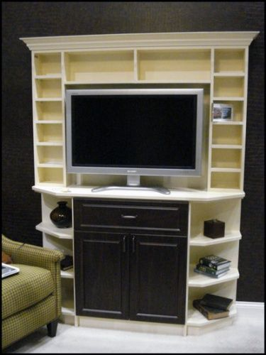 Media Center California Closets Great for small spaces