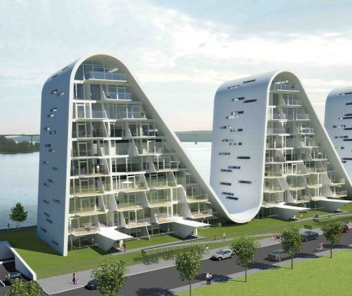 Check out this funky building soon to be completed in the Danish - building engineer job description