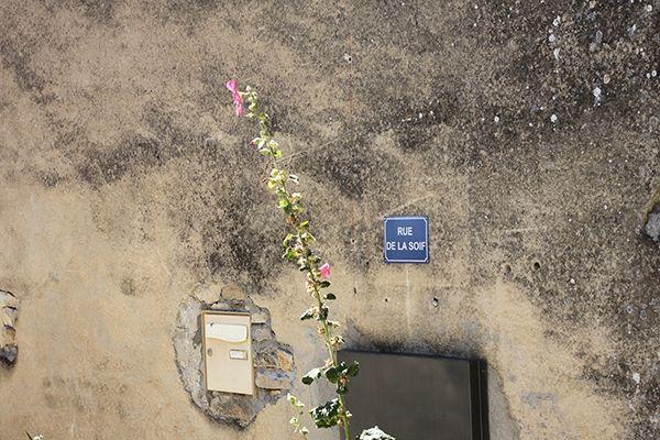 Rue de la soif Château-Chalon Jura