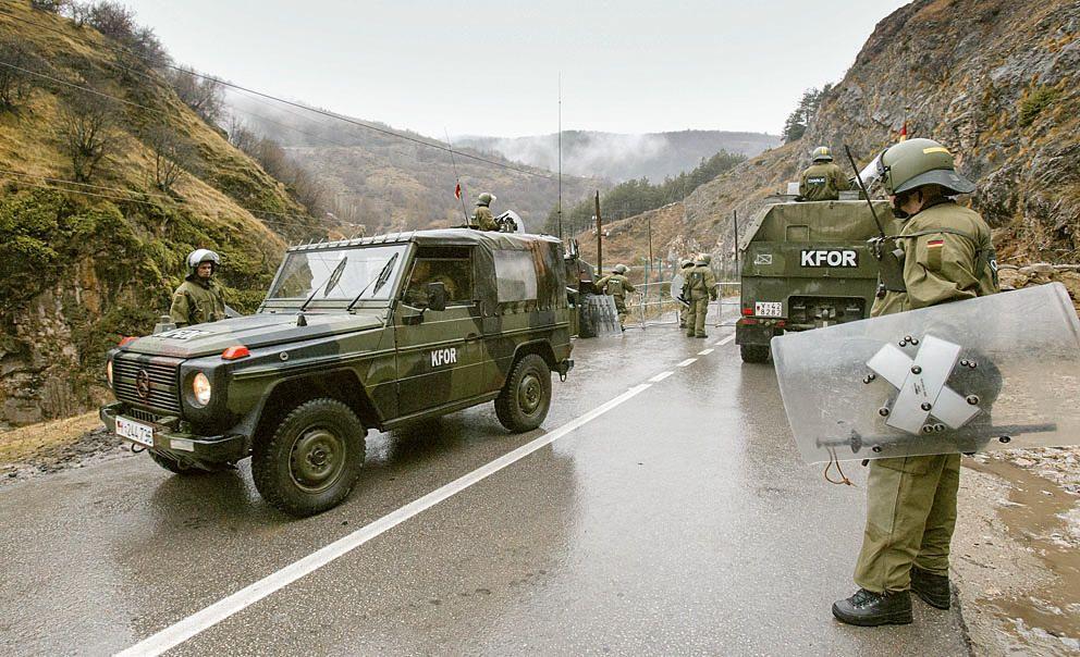 Kosovo Force (KFOR)